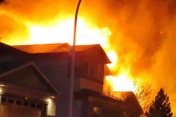 Fire Damage Insurance Claim NJ