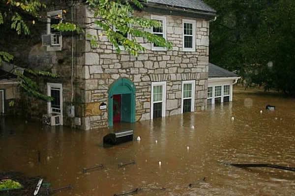 Flood Damage Insurance Claim NJ