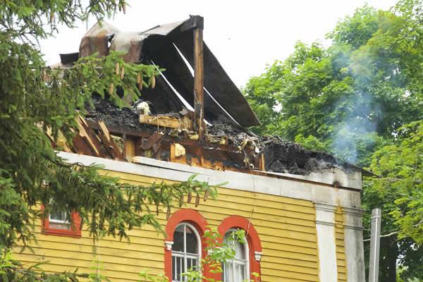 NJ Fire Damage Public Adjuster